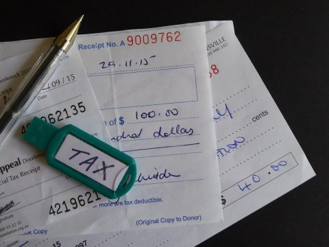 Completing taxes for small businesses